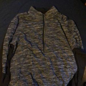 Lululemon SURGE WARM SHIELD 1/2 ZIP